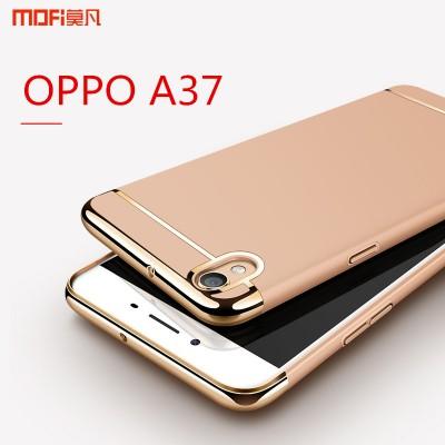 MOFi Case for OPPO A37 case cover luxury case rose gold pink hard back case 3 in 1 MOFi original capa coque funda oppo A37 A37m
