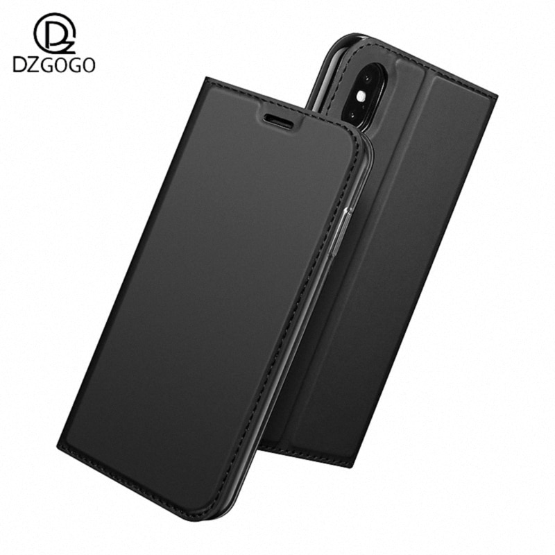 Leathe Flip Case For iPhone X iPhone XS iPhone XS MAX iPhone XR Luxury Magnetic Case For iPhone Case