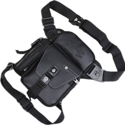 New Men Oxford Trend Ride Leg Bag Drop Motorcycle Punk Rock Messenger Shoulder Multi-purpose Assault Belt Fanny Waist Pack