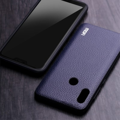 Xiaomi Redmi 6A Case Mofi Redmi 6A Cover Pu Leather For Xiaomi Redmi 6 Back Cover Business
