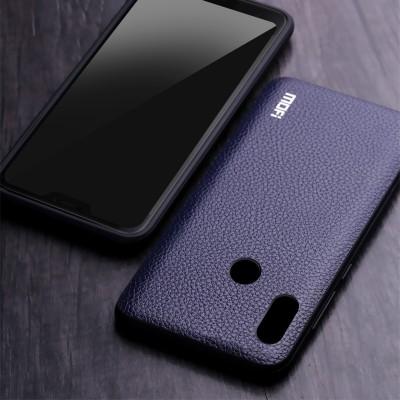 Xiaomi Redmi 6A Case Mofi Redmi 6A Cover Pu Leather For Xiaomi Redmi 6 Back Cover Business