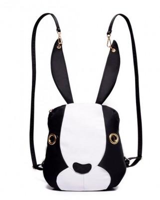 2017 New Korean style Nylon cute animal prints mini backpacks Creative fashion travel bags women backpacks
