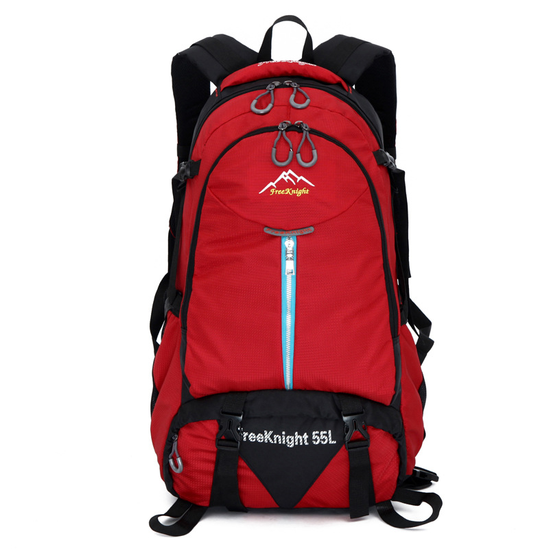 Outdoor Camping Hiking Sports Bag Nylon Waterproof Travel Backpack Day Packs 40