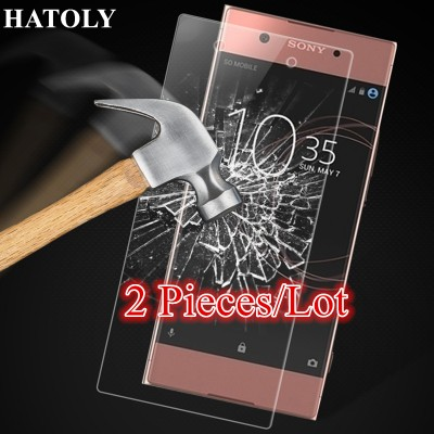 For Glass Sony Xperia XA1 Tempered Glass for Sony Xperia XA1 Screen Protector for Sony XA1 Glass G3121 G3112 Thin Film