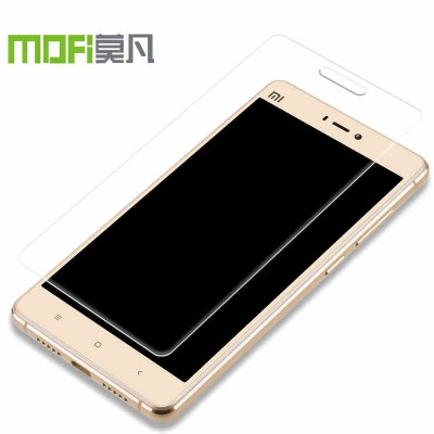 xiaomi mi4c glass MOFi original xiaomi mi4s glass film mi4c mi4c mi4s tempered glass screen protector HD anti glare 5 inch