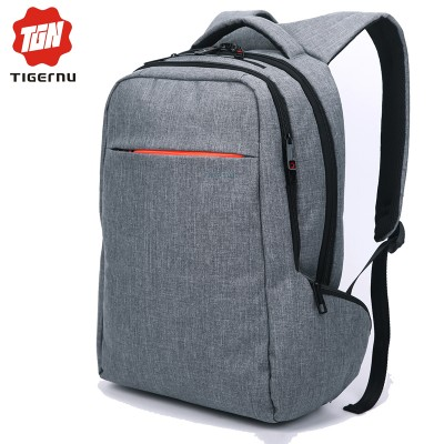2019 Tigernu Brand  Fashion Business Backpack for Men Travel Notebook Backpack Laptop Bag 15.6 Pattern Backpack for women