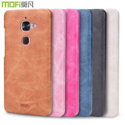 "le 2 case Le S3 case Le X527 cover le 2 pro case MOFi original LeEco letv X620 X527 back cover hard PU leather capa coque 5.5"""