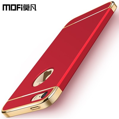 MOFI Case original 5s SE case 64gb for iPhone 5 se hard case 32gb cover full for iphone5 fundas red coque for iPhone 5s case 16gb