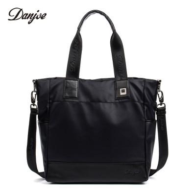Danjue Water Proof Oxford Men Handbag Wear Resisting Business
