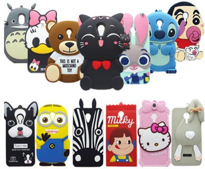 Meizu M3 Note Case Covers 3D Stereo cartoon teddy Soft Back Cover Meizu M3 Note Cases Phone Silicon TPU full Protector Funda Phone Cases For meizu