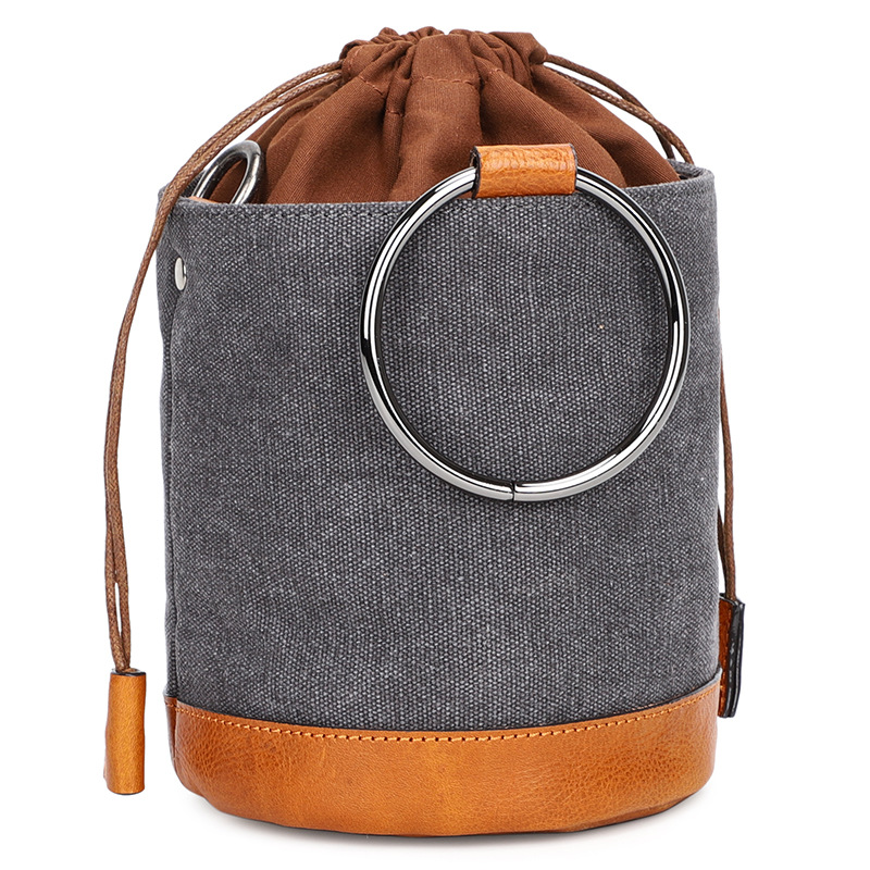 2020 New Fashion women Single Shoulder Messenger Bag crossbody new waterproof canvas leather lens bag protection Camera SLR Digital bag