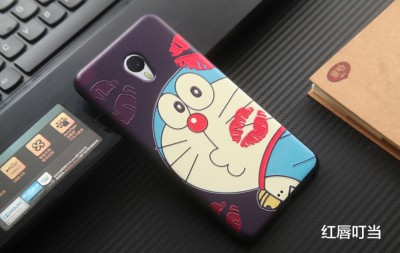 Meizu MX6 Case Silicone Matte 3d stereo relief painting Colorful Phone Cover for Meizu MX6 Cases Funda Capa Phone Cases For meizu