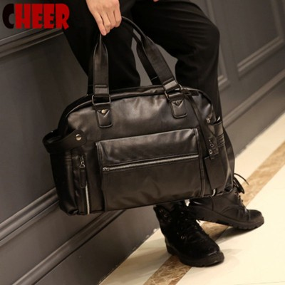 men canvas messenger shoulder bags portfolios for teens Male Notebook men's briefcase a laptop Handbags brand bags for teenagers