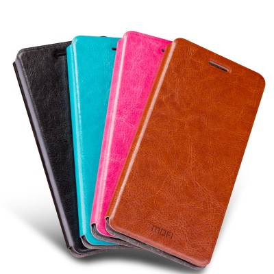 Lenovo k6 case cover flip case PU leather MOFi original kickstand holder Lenovo K6 cover capa coque funda k6 accessories
