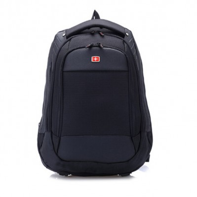 #j003 2015 Louis saber backpack 1415 inch computer bag backpack for male and female business bag factory direct supply custom