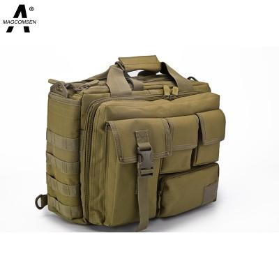 MAGCOMSEN Men Laptop Camera Mochila Men Messenger Bag Men's Travel Handbag Multifunction Waterproof Canvas Bag AG-SZLM-001