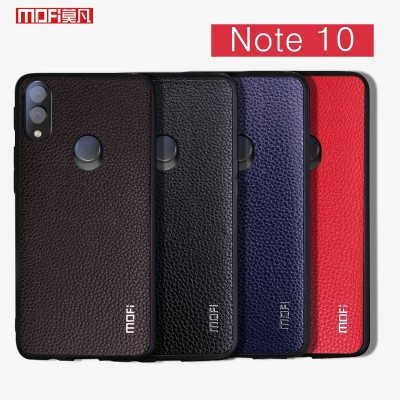 Honor Note 10 Case Cover Mofi For Huawei Honor Note 10 Case Pu Leather Back Cover For Huawei Honor Note10 Business