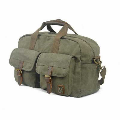 New men's women's Fashion handbag casual canvas travel duffle bags 15 inches laptop travel bags  LI-816
