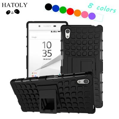 For Cover Sony Xperia Z5 Case E6603 E6633 E6653 E6683 Hard Rubber Silicone Case For Sony Xperia Z5 Cover for Sony Z5 Phone Bag