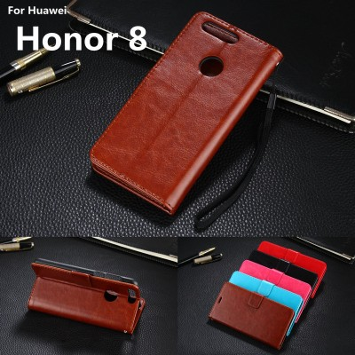 Phone Case for Huawei Honor 8 Card Holder Cover Case for Huawei Honor 8 Pu leather Phone Case ultra thin wallet flip cover