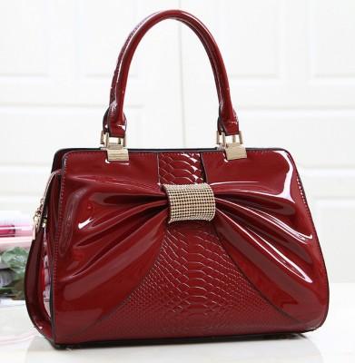 2017 New Fashion Coat of paint Leather Handbag Women Shoulder Messenger Bags Shell bags lady handbags
