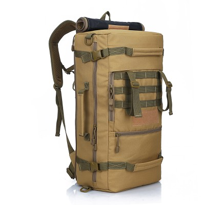 lightweight hiking backpack best day hiking backpack 2019 50L New Military Tactical Backpack Camping Bags Mountaineering bag Men's Hiking Rucksack Travel Backpack waterproof hiking backpack