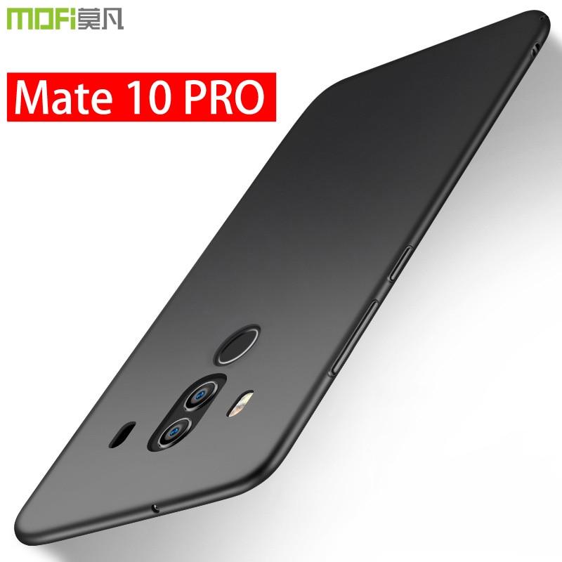 Huawei Mate 10 Pro Case Hard Back Luxury Full Cover Mofi Ultra Thin phone Case for Huawei Mate 10 Pro