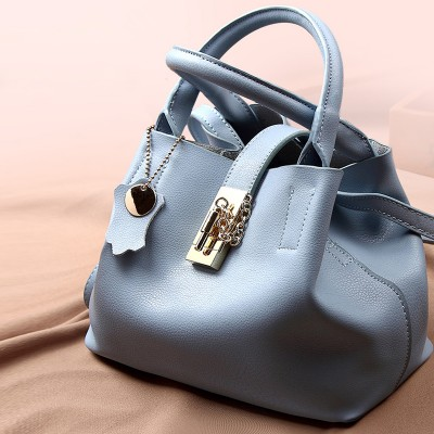 2019 genuine leather bags women leather handbags messenger bag tote shoulder Bags for ladies high quality Vintage Handbag s180