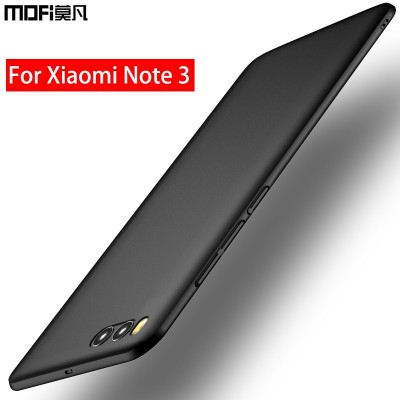 Xiaomi Mi Note 3 Case Cover Mofi Hard Back Tultra Thin Back Case for Xiaomi Mi Note 3 Phone Case