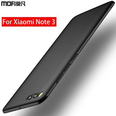 Xiaomi Mi Note 3 Case Cover Mofi Hard Back Tultra Thin Back Case for Xiaomi Mi Note 3 Phone Case