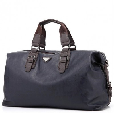 Brand New Fashion Leather Mens Travel Bags Large Capacity Waterproof Duffle Bag Vintage Hand Luggage Shoulder Bag