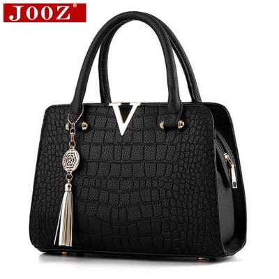 Fashion Alligator leather women handbags famous designer brand bags Luxury Ladies Hand Bags And Purses Messenger shoulder bags