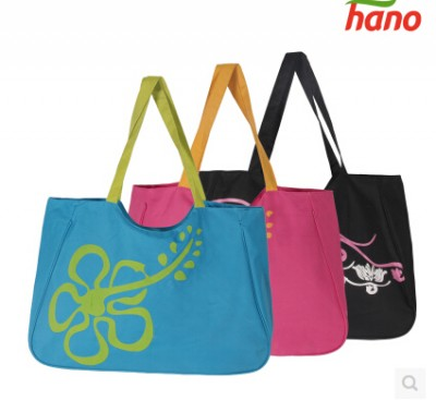 Super Fashion  Convenient New Foldable Shopping Bags tote  Beach Bag Mamy Bag Shiny colors large volume water resistance