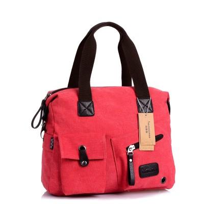 Fashion Women Shoulder Bag High Quality Handbags Casual Female Canvas Messenger Bags Famous Brands Designer Handbag New 2019