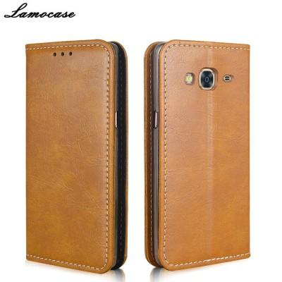 Phone Case For Samsung Galaxy J3 2016 J3 (6) J320F J320P J3109 J320M J320Y SM-J320F Cover Wallet Stand J&R Phone Bag J1 Mini J5 J7 S5