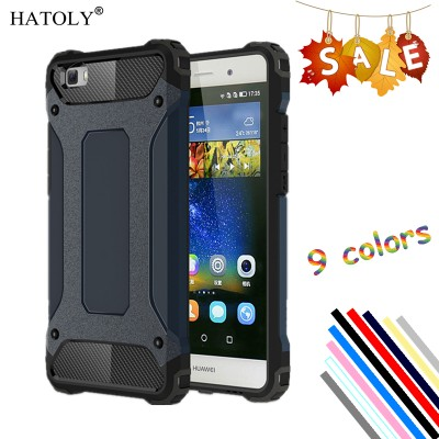 Phone Case Cover Huawei P8 Lite Case Silicone Rubber Hard Phone Case For Huawei P8 Lite Cover For Huawei P8 lite 2016 Bag