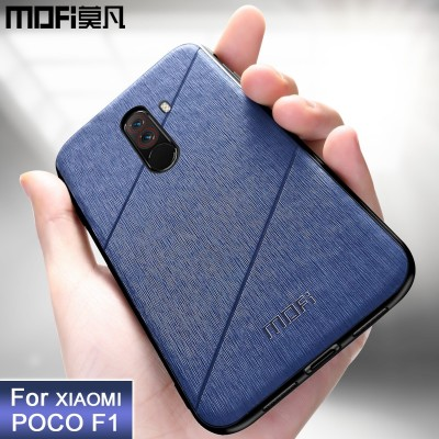 MOFi Original Xiaomi POCOPHONE F1 Case Cover POCOPHONE F1 Back Cover Fitted Phone Case POCOPHONE F1 case