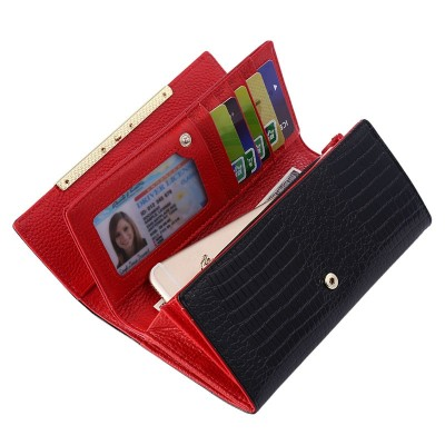 Luxury Women Wallets Patent Leather High Quality Designer Brand Wallet Lady Fashion Clutch Casual Women Purses Party