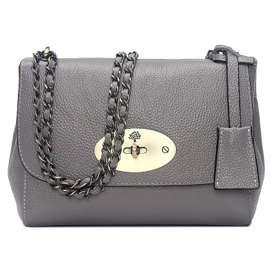 Designer bags famous brand small clutches women bag high quality genuine leather bags gray woman handbag sac de marque