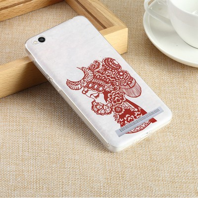 MOFi Case for Redmi 4a case cover Xiaomi redmi 4a tpu case MOFi original redmi 4a soft case silicone cute cartoon cat colorful redmi mi 4a