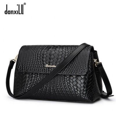 First layer of leather Cow leather handbag Messenger Bag Women's Bag 2019 New fashion Leisure Woman's shoulder bag