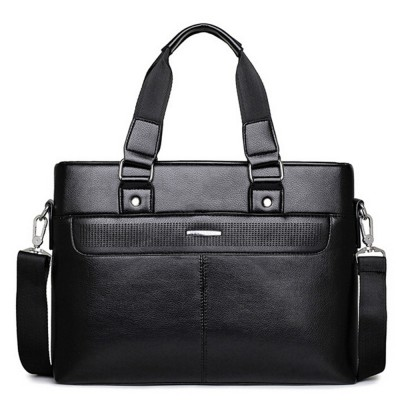 2019 Brand Men Handbags Briefcase Laptop Shoulder Bags Business Men Messenger Bags Famous Designers Men's Leather Crossbody Bag