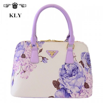 Luxury sac a main 2019 women handbags famous brand pu leather handbags high quality women tote bags print bag for lady's bolsas