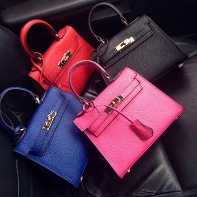 Fashion mini lovely platinum metal PVC jelly clasp handbag shoulder bag ladies across-body messenger bag flap purse 4 colors