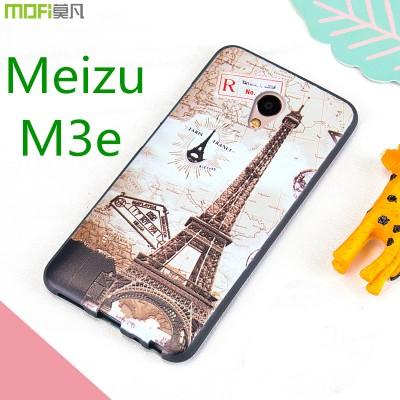 """Meizu m3e case cover meilan e case soft cover m3e back cover mofi original m3e cartoon bohemia flower colorful Anti-knock 5.5"""""""