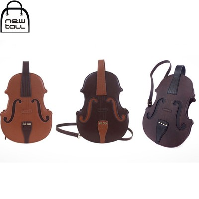 [NEWTALL] Sweet Lolita Vintage Violin Shape Handbag Retro Harajuku Gothic Messenger Bag 16092302