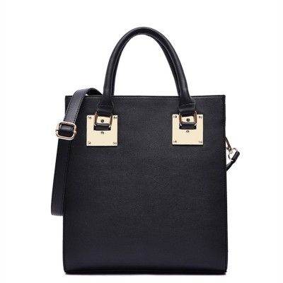 Famous Brand Luxury Handbags 2017 Women Single Shoulder Bag Fashion High Quality Ladies Leather Portable Pochette Big Black Bags