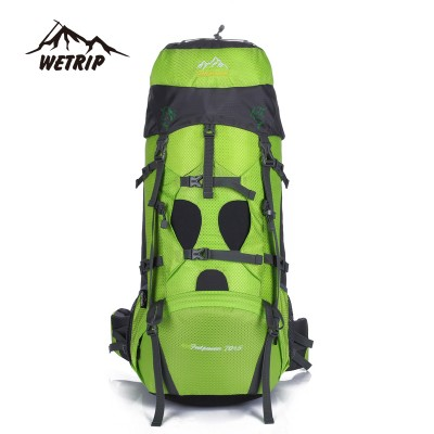 lightweight hiking backpack best day hiking backpack 75L Outdoor Camping Hiking backpack professional Climbing Bags mountaineering bag vlsivery large capacity travel sports backpack waterproof hiking backpack