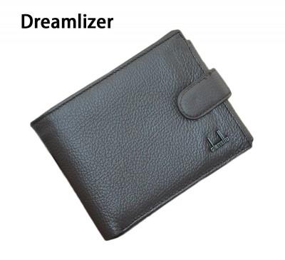 3 Fold Short Genuine Leather Men Wallet Hasp Brand Designer Leather Wallet Men Purse with Coin Bag