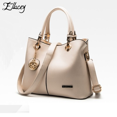 European Style Women Shoulder Satchel Female Bag Women Leather Bag High Quality Women Leather Handbags Ladies Vintage Handbag